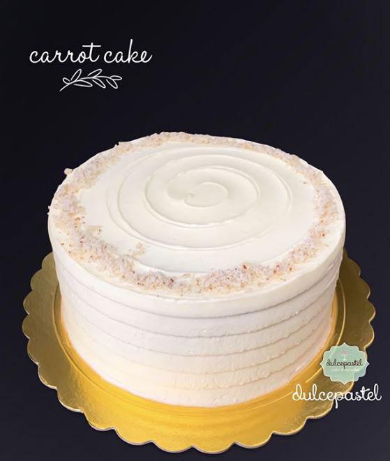 torta zanahoria medellín dulcepastel