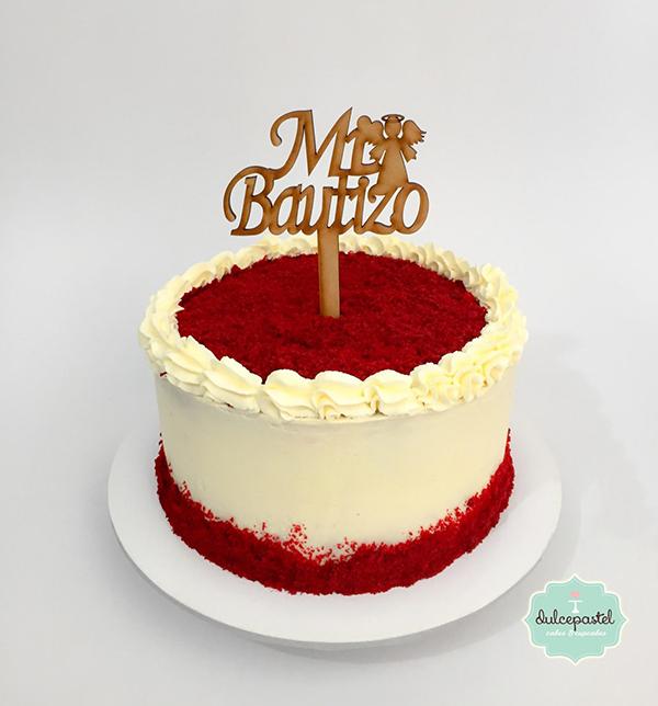Torta Red Velvet en Medellín