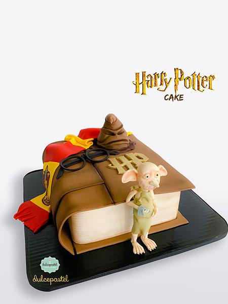 Torta Harry Potter Medellín Dulcepastel