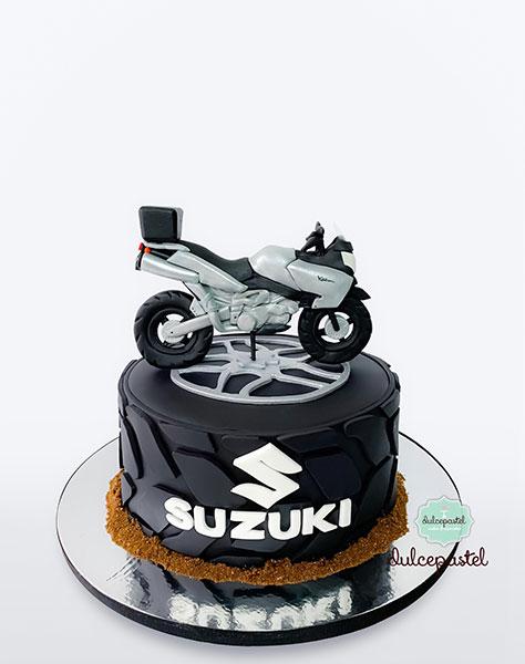 torta moto medelin dulcepastel