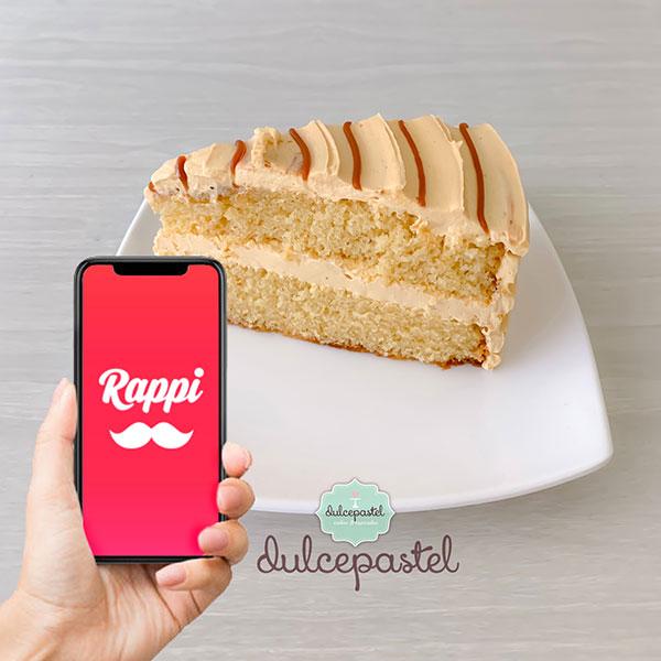Torta de Vainilla Rappi Medellín